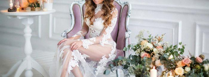 Съемка утра невесты