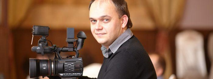 Видеооператор на юбилей