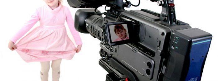 Детский видеограф