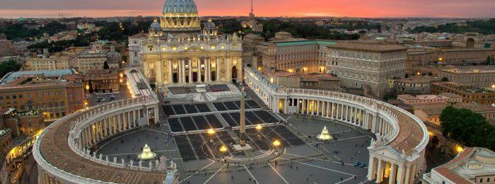 Фото и видеооператор в Ватикан