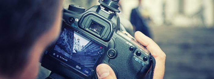 Художественная фото и видеосъемка