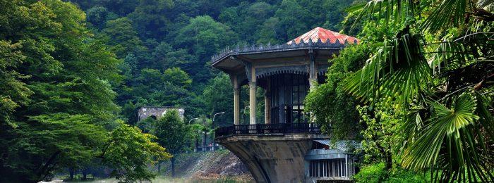 Фото и видеооператор в Абхазию