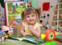 Съёмка фото и видео детей