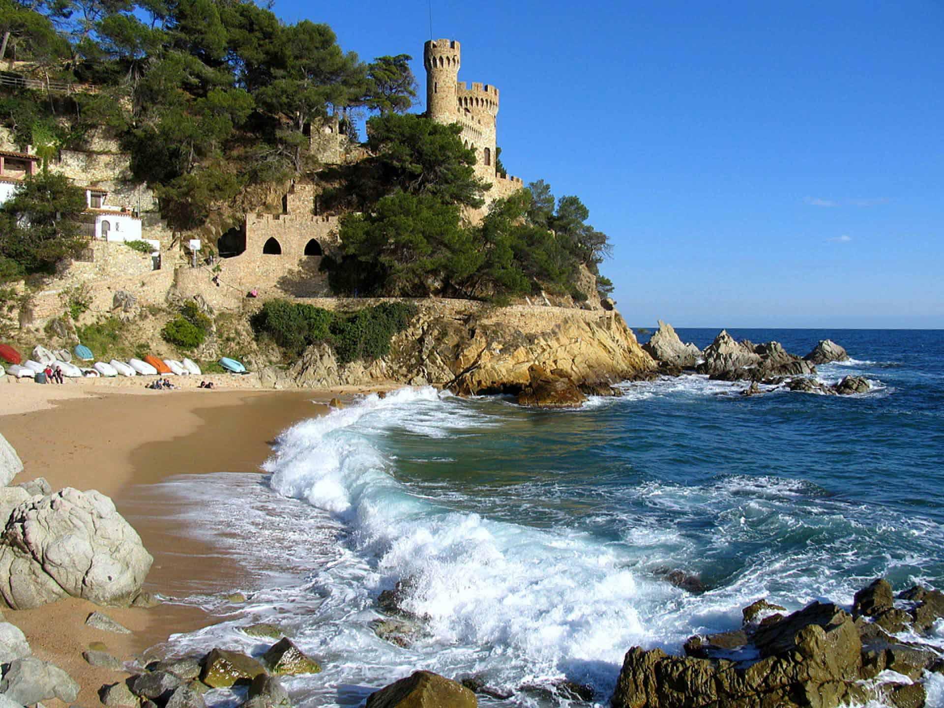 фото испании красивых мест загадок