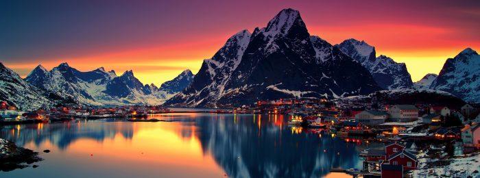 Фото и видеооператор в Норвегию