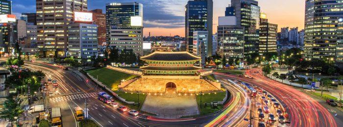 Фото и видеооператор в Южную Корею