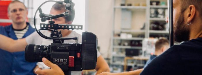 Производство корпоративных фильмов