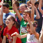 Видеосъёмка на Международный день защиты детей