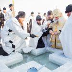 Фотосъёмка и фотограф на Крещение Господне