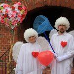 Видеосъёмка на День святого Валентина