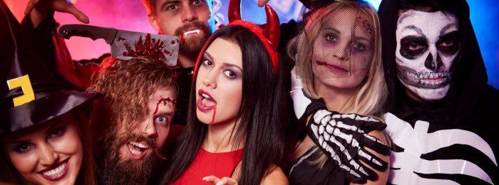 Видеосъёмка на Хэллоуин