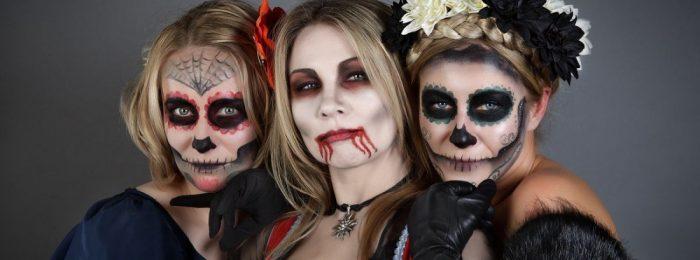 Фотосъёмка и фотограф на Хэллоуин
