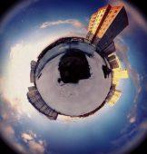 Создание интерактивных панорам